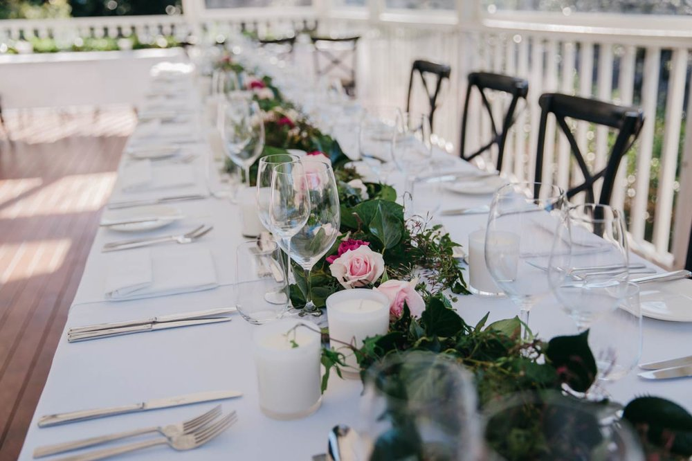 Luxury Spicers Clovelly Estate Wedding Reception, Sunshine Coast Blog - Brisbane, Australian Destination