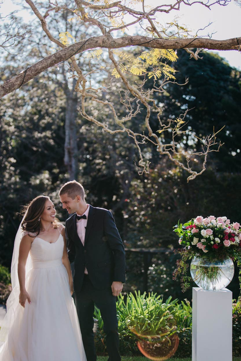 Just Married, Spicers Clovelly Montville - Sunshine Coast, Brisbane, Australian Pre Wedding Photographer