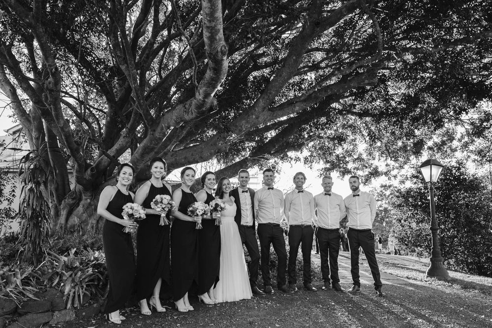 Sunshine Coast, Brisbane Destination Wedding Bridal Portraits - Montville, Queensland, Australian Blog