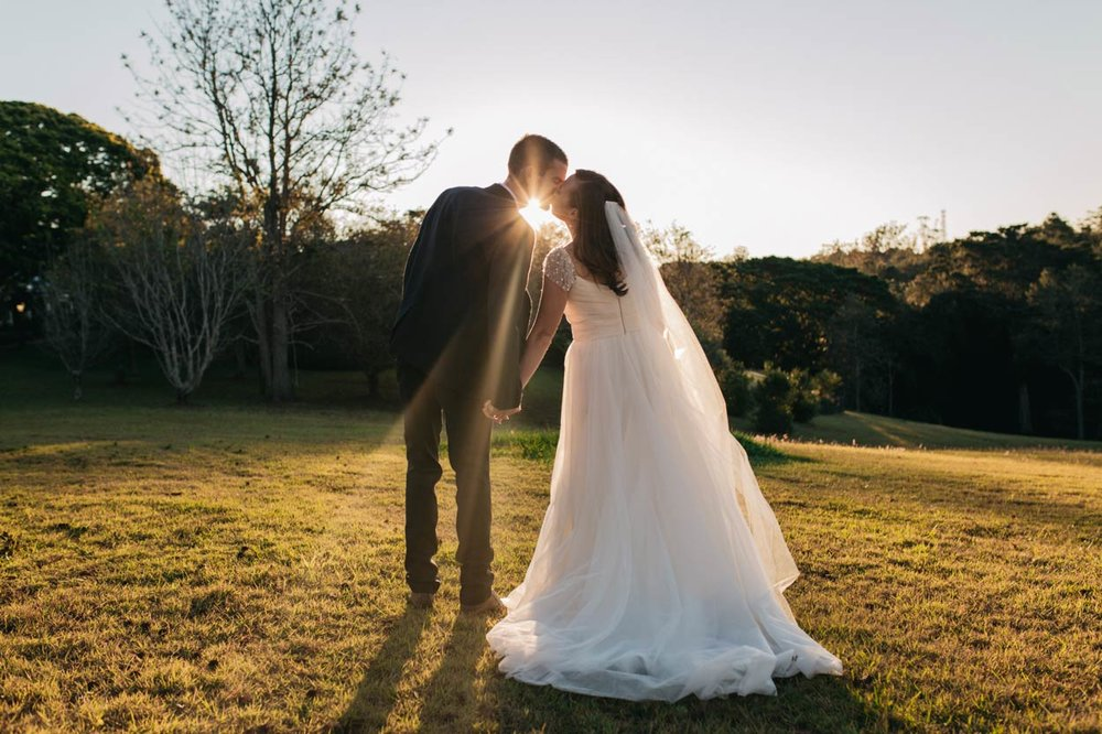 Mapleton, Sunshine Coast Pre Destination Wedding Photos - Brisbane, Australian Photographer Packages