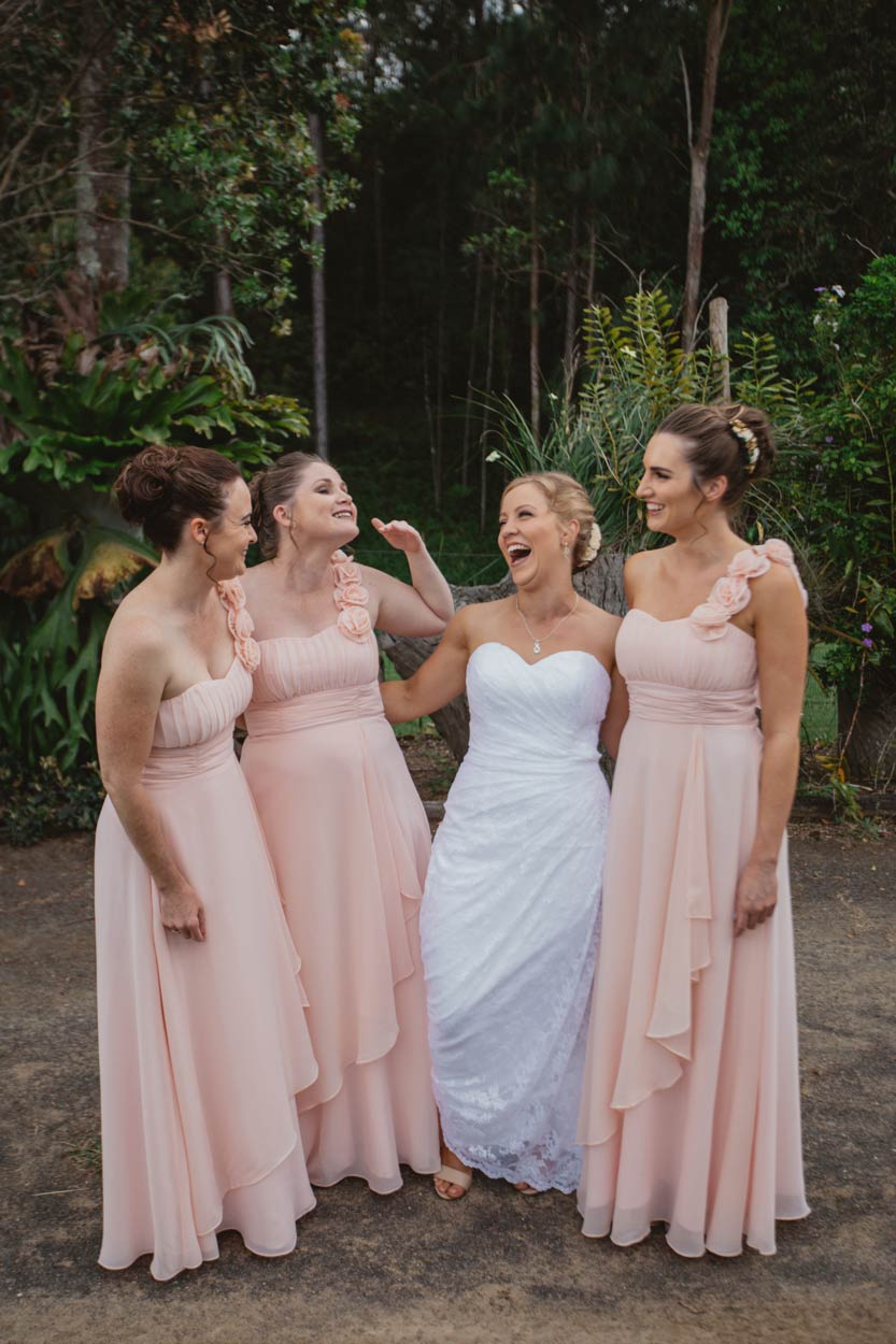 Top Maleny Bridesmaids Wedding Photographer, Sunshine Coast - Brisbane, Queensland, Australian Blog