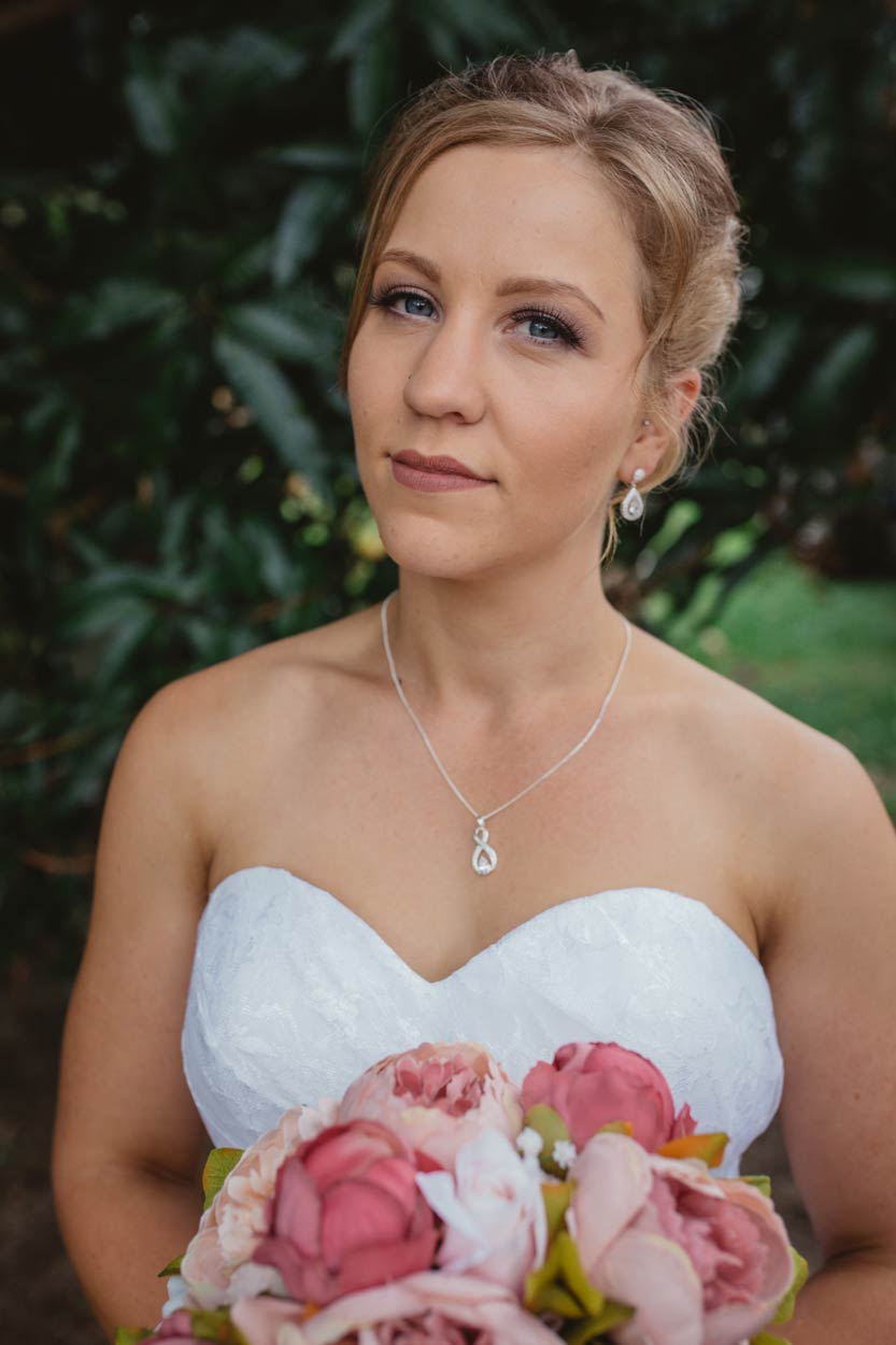 Maleny, Sunshine Coast Bridal Wedding Portraits - Brisbane, Queensland, Australian Destination Photographers