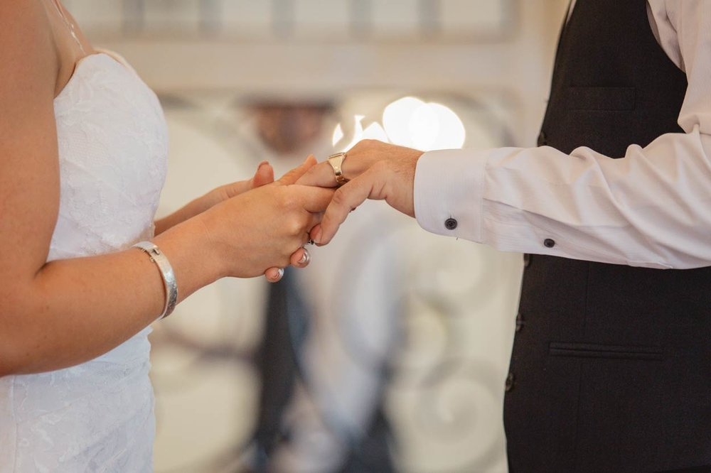 Maleny Ring Exchange Wedding Ceremony - Destination Brisbane, Sunshine Coast, Australian Blog