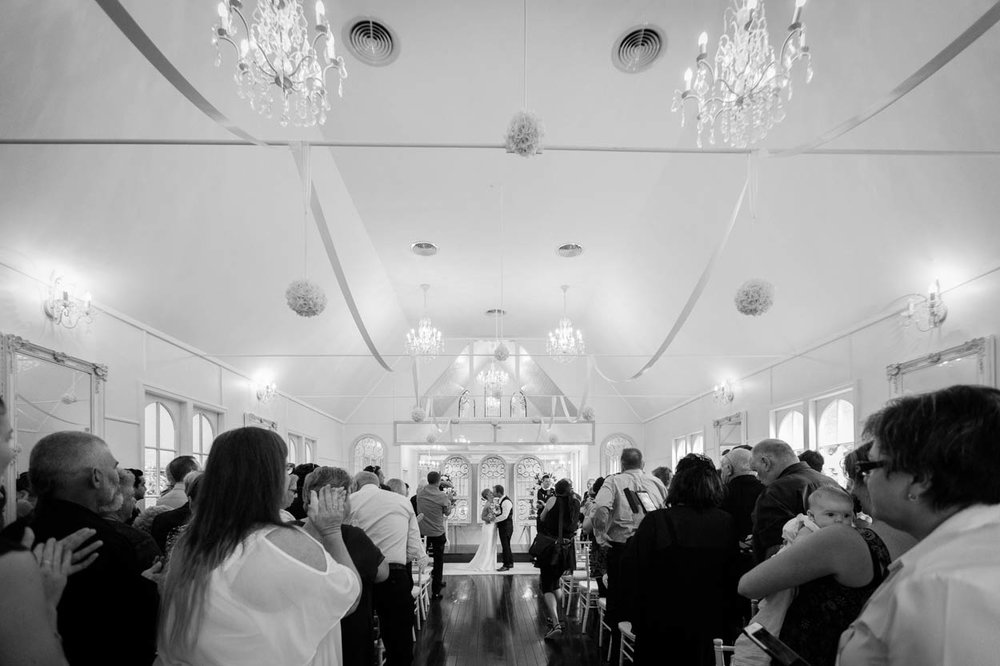Amazing Little White Wedding Church, Maleny Photographers - Brisbane, Sunshine Coast, Australian