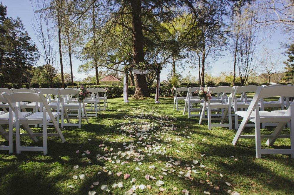 Amazing Gabbinbar Estate Wedding Ceremony Photographer Blog - Brisbane, Sunshine Coast, Australian