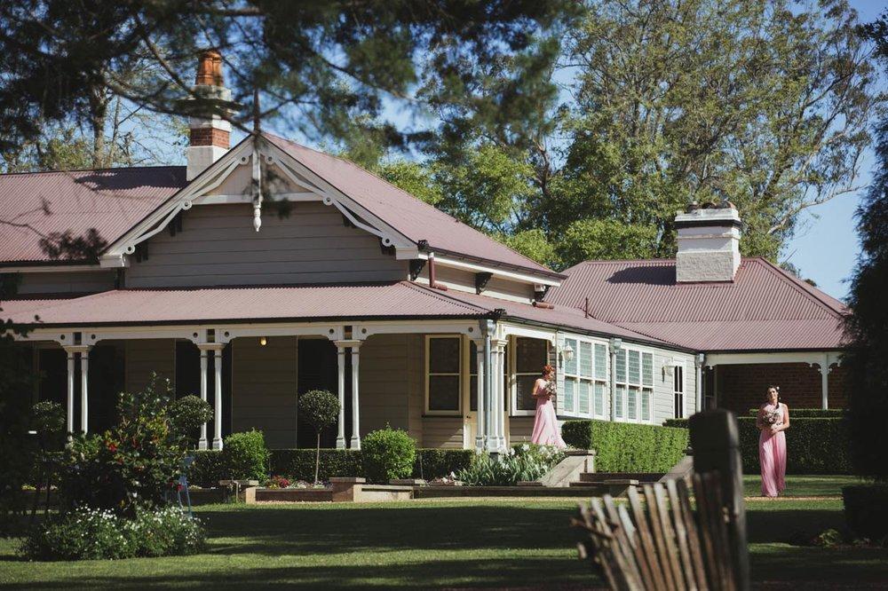 Gabbinbar Homestead, Toowoomba Wedding Aisle Photographer - Sunshine Coast, Brisbane, Australian
