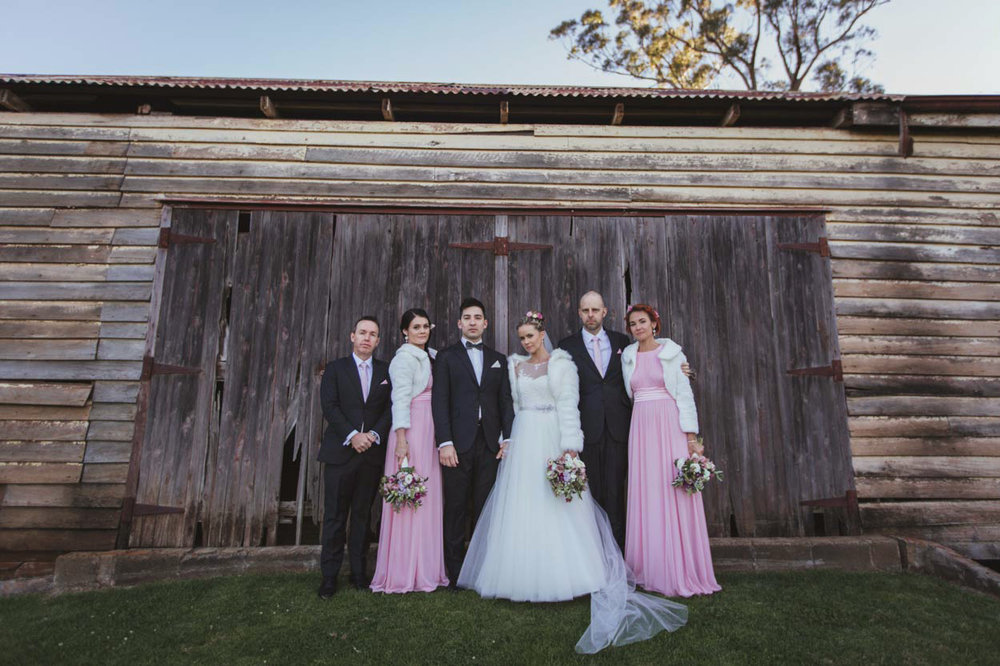 Gabbinbar Destination Wedding Portraits, Toowoomba - Sunshine Coast, Brisbane, Australian Portraits