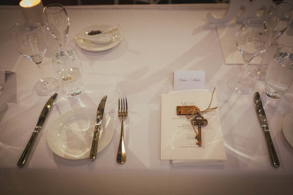 Gabbinbar Reception Table Setting, Queensland - Brisbane, Sunshine Coast, Australian Eco Photographer