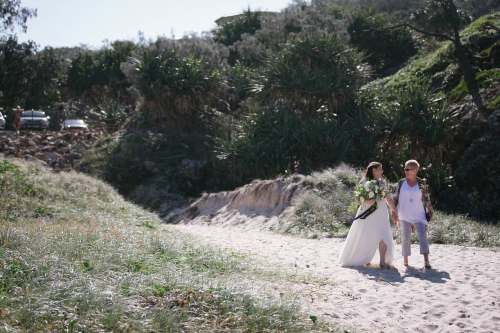 Noosa Beach, Sunshine Coast Destination Wedding Photographer - Brisbane, Australian Eco Packages