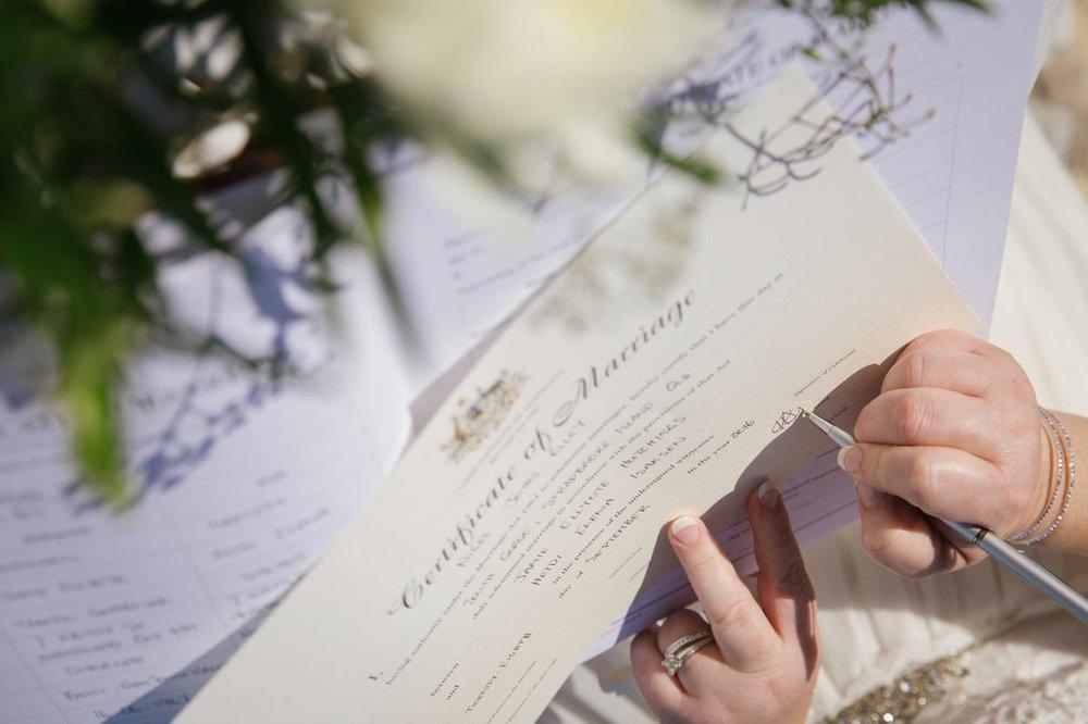 Stradbroke Island, Brisbane Destination Eco Wedding Photographer - Queensland, Australian Elopement