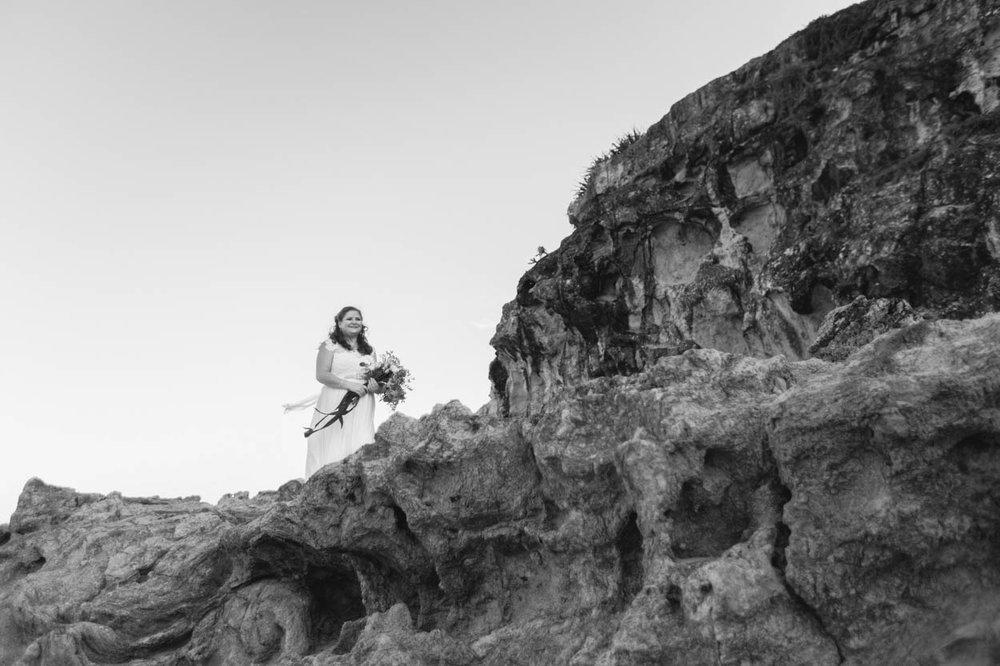 North Stradbroke Island Destination Wedding - Sunshine Coast, Brisbane, Australian Portrait Photographer