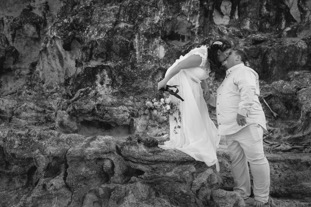 Yaroomba, Sunshine Coast Destination Wedding - Brisbane, Australian Beach Elopement Photographer
