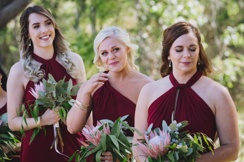 Magic Montville Destination Wedding Photographer Dress Photos - Brisbane, Sunshine Coast, Australian
