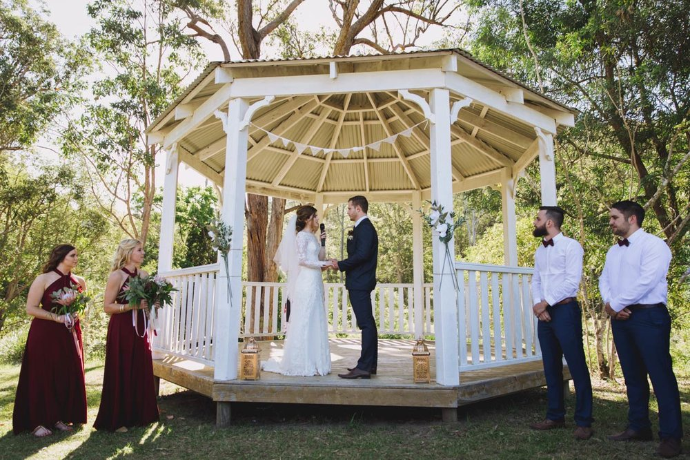 Gold Coast Destination Eco Wedding - Brisbane, Queensland, Australian Sunshine Photographer