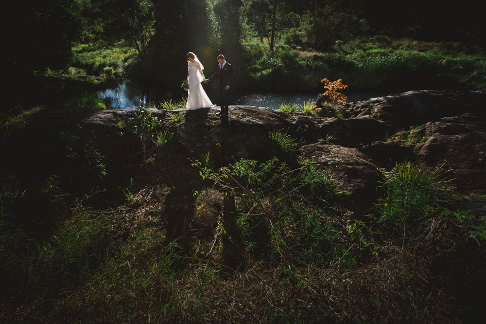 Gold Brisbane, Queensland Destination Wedding Photographers - Noosa, Sunshine Coast, Australian