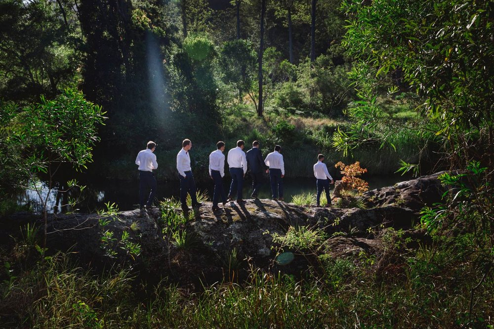 Byron Bay, Bangalow Destination Wedding Photographers - Brisbane, Gold Coast, Australian Eco Packages