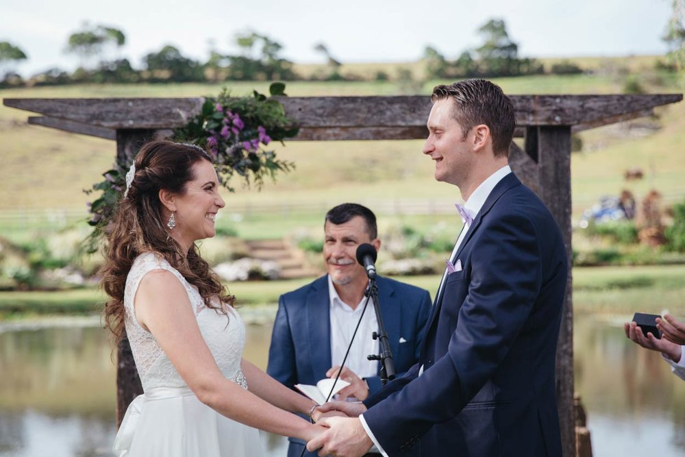 Amazing Montville Destination Wedding Photographer - Brisbane, Sunshine Coast, Australian Elopement