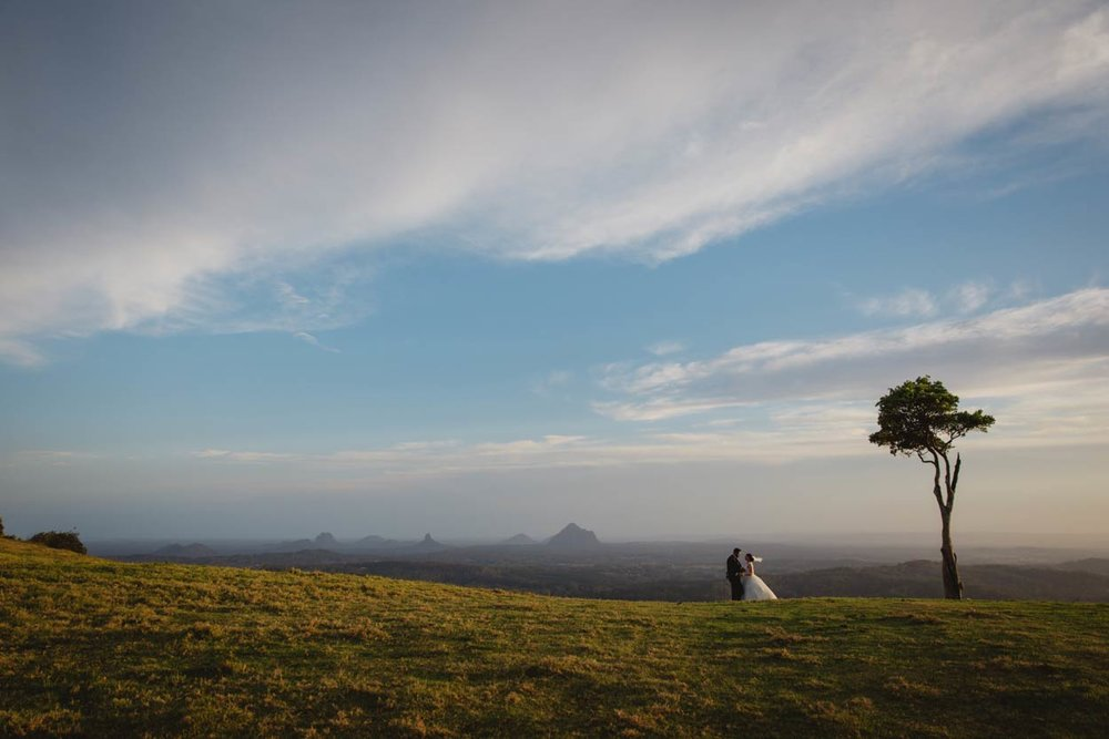 One Tree Hill Destination Wedding, Maleny - Sunshine Coast, Brisbane, Australian Blog Photographer
