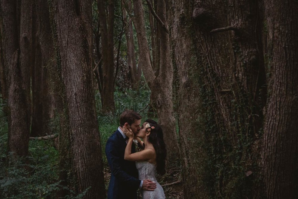 Creative Gold Wedding Photographer, Sunshine Coast - Maleny, Sunshine Coast, Australian Destination