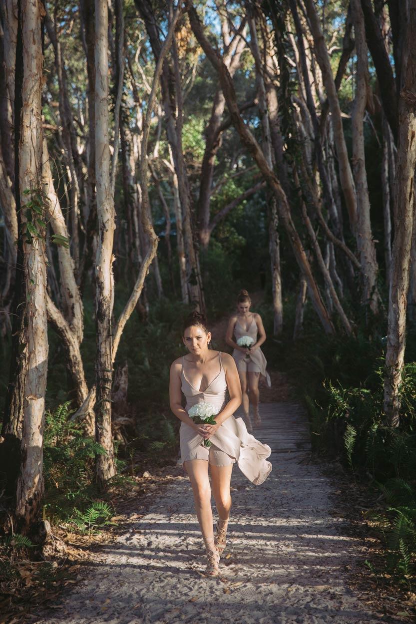 Sunset Beach, Fraser Island Destination Wedding Photographers - Sunshine Coast, Brisbane, Australian