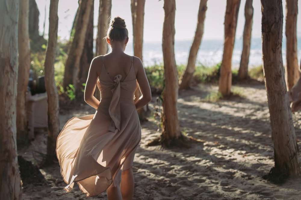 Best Sunset Beach, Kingfisher Bay Resort Destination Wedding - Fraser Island, Sunshine Coast, Australian