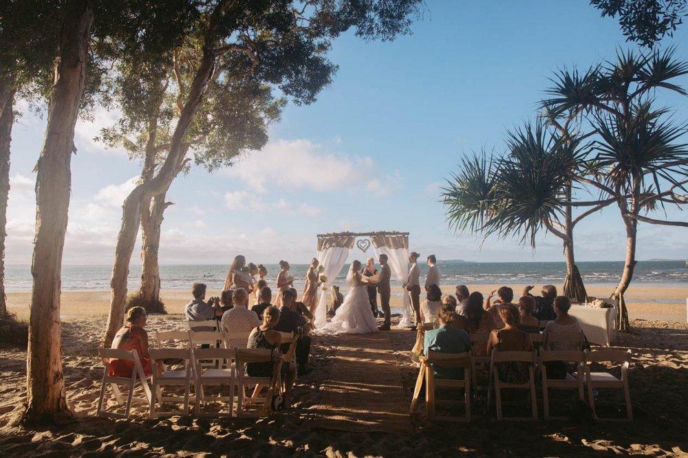 Fraser Island Destination Wedding Photographer - Brisbane, Sunshine Coast, Australian Elopement