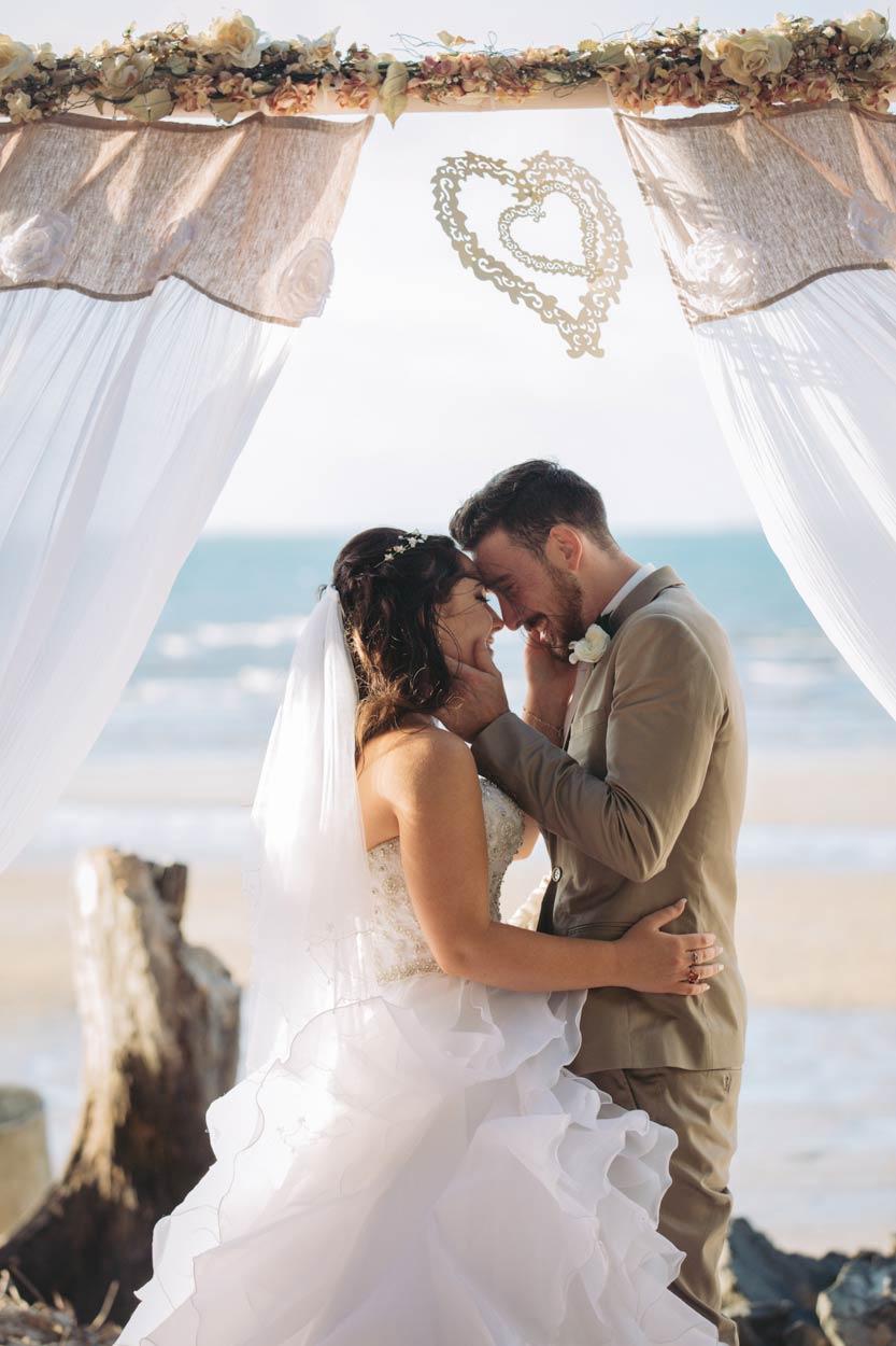 Kinfishers Bay, Fraser Island, Deluxe Destination Wedding Photographer - Brisbane, Sunshine Coast, Australian