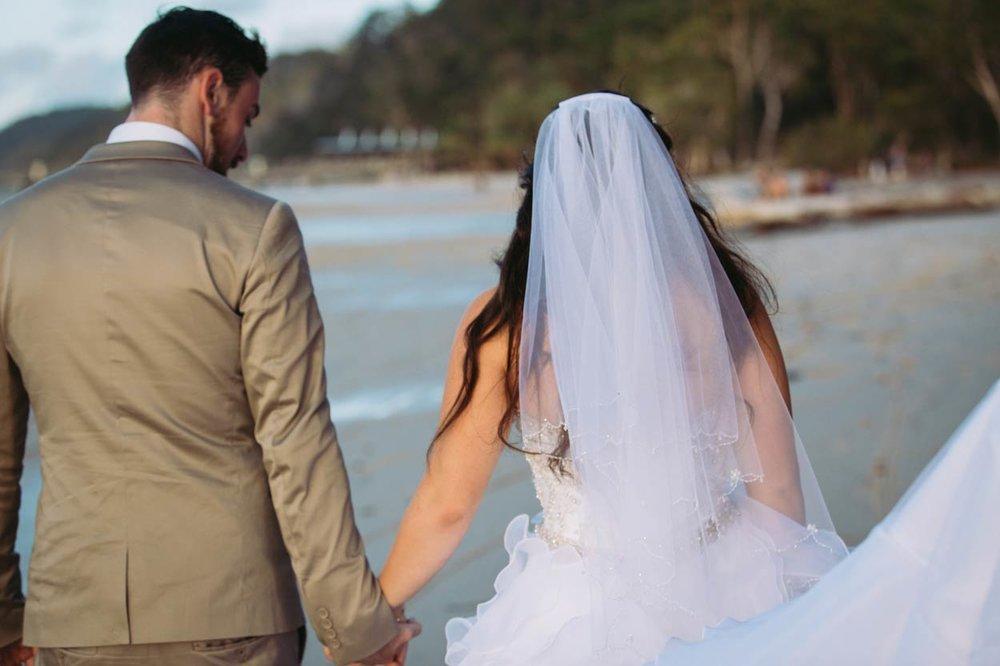 Noosa Destination Wedding Photographer, Sunshine Coast - Brisbane, Australian Blog Elopement