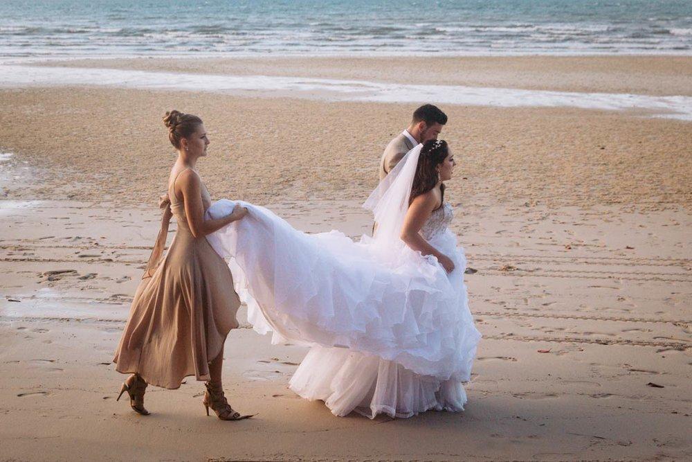 Fraser Island Destination Wedding Photographer, Sunshine Coast - Brisbane, Australian Blog Elopement