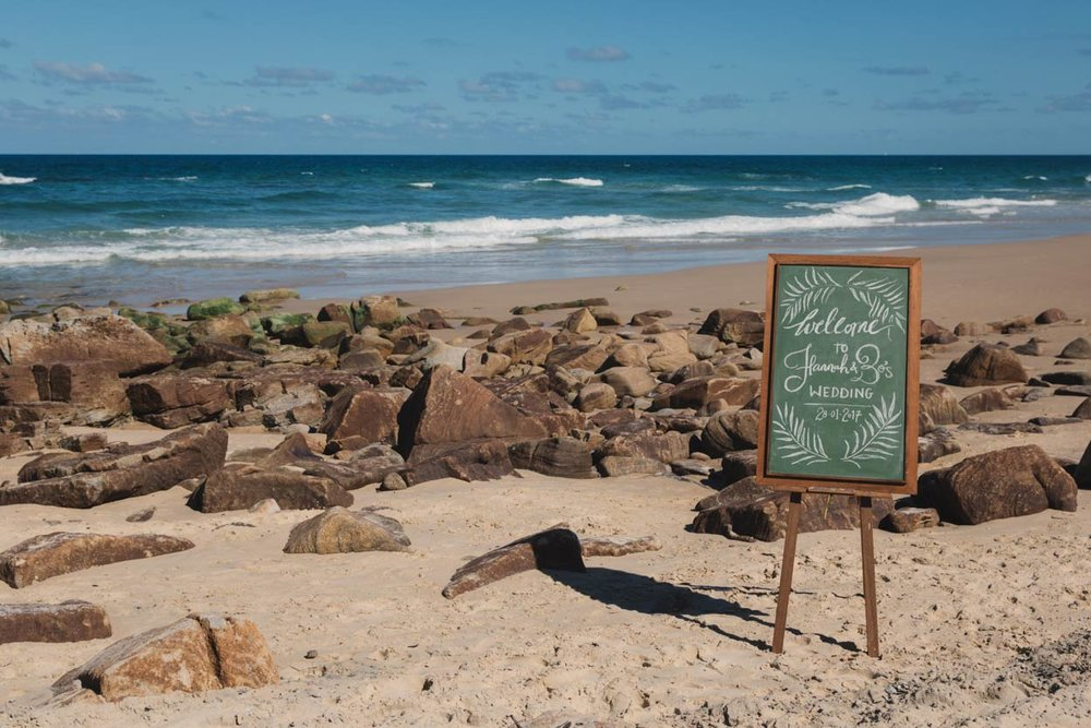 Yaroomba Beach, Queensland Destination Wedding Photographers - Brisbane, Sunshine Coast, Australian