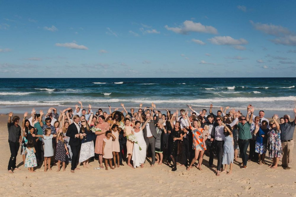 Yaroomba, Point Cartwright Destination Wedding Photographers - Brisbane, Sunshine Coast, Australian