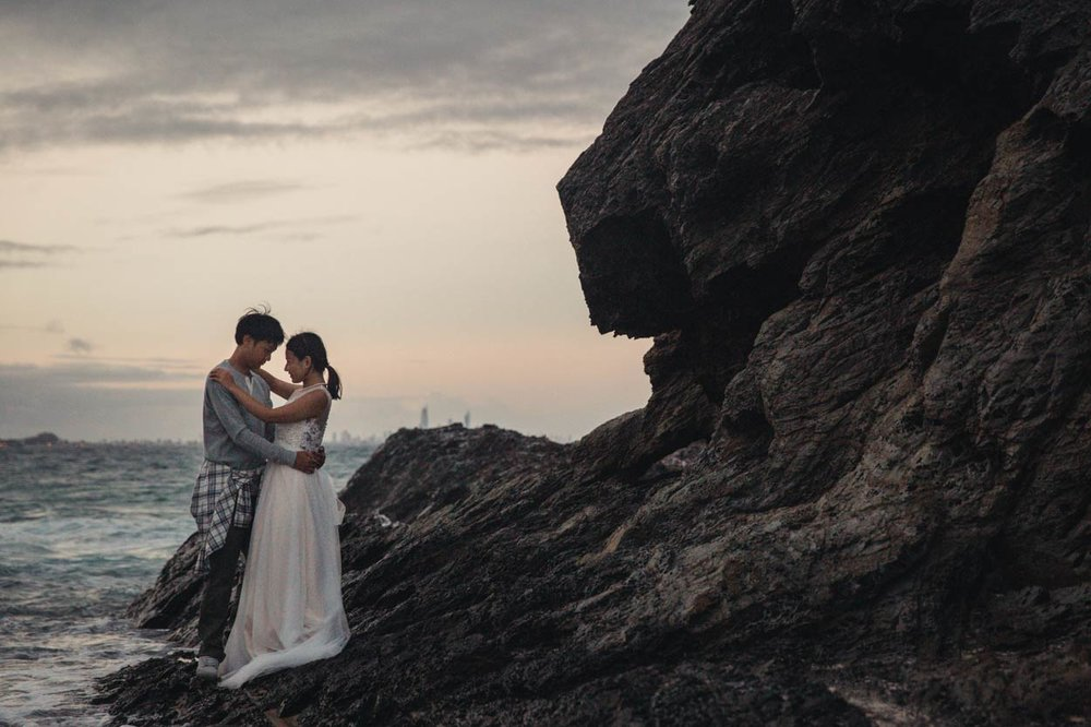 Best Sunshine & Gold Coast Destination Wedding Photographer, Fiji - Brisbane, Australian Packages