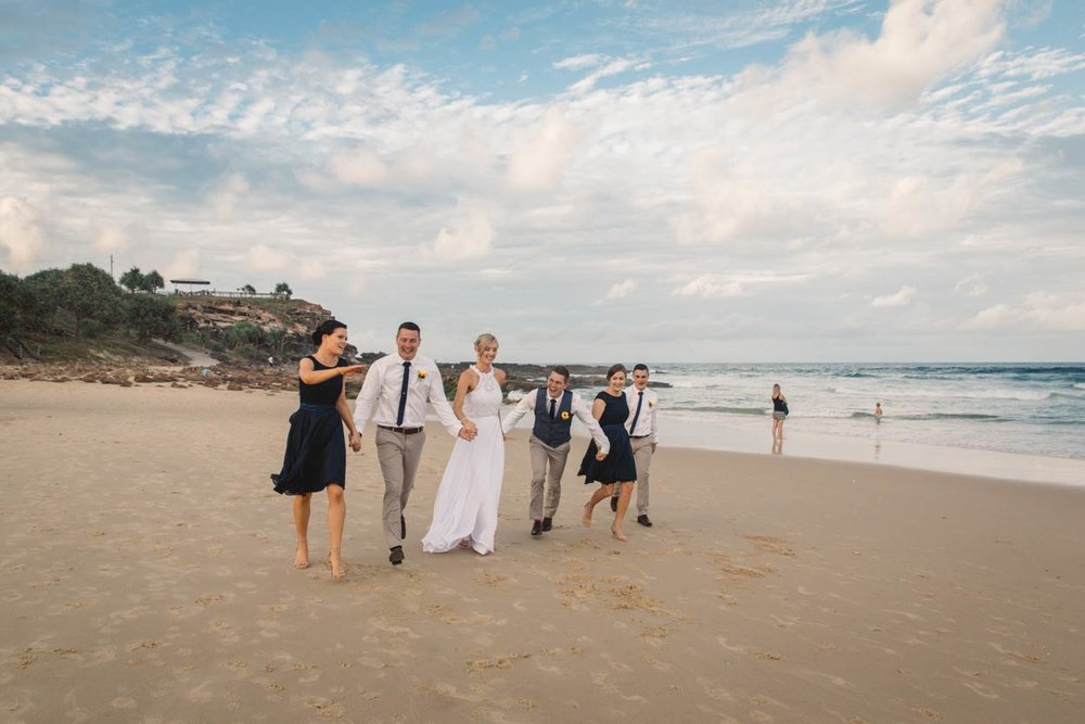 Creative Point Arkwright Destination Wedding Photographer, Noosa - Sunshine Coast, Brisbane, Australian