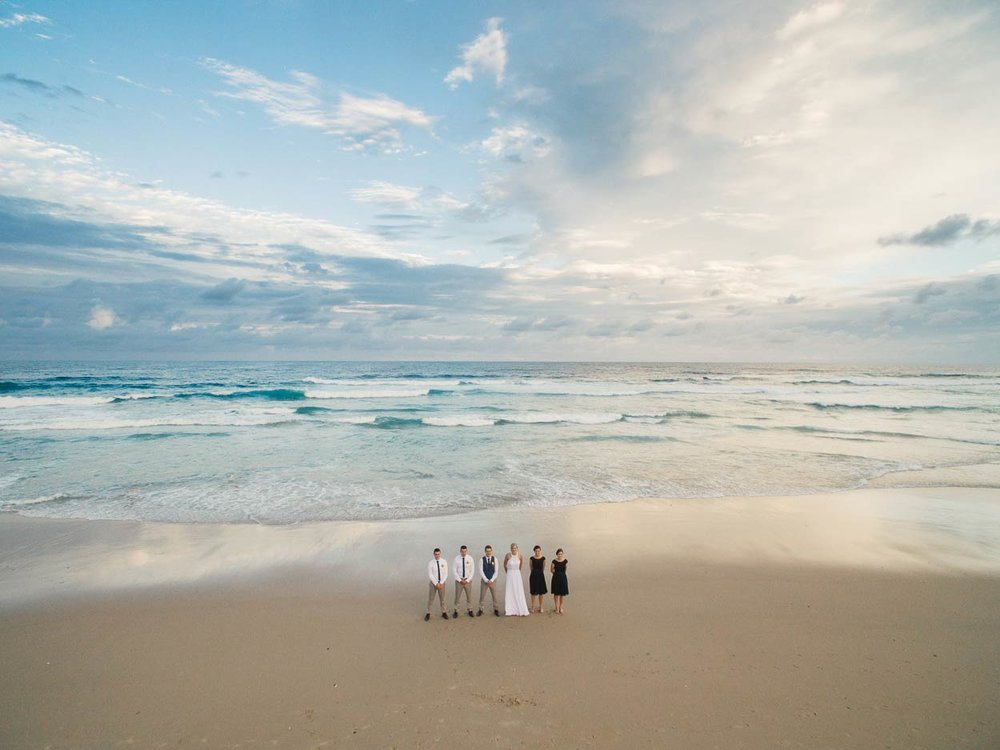 Luxury Noosa Beach Destination Wedding Photographers - Brisbane, Sunshine Coast, Australian