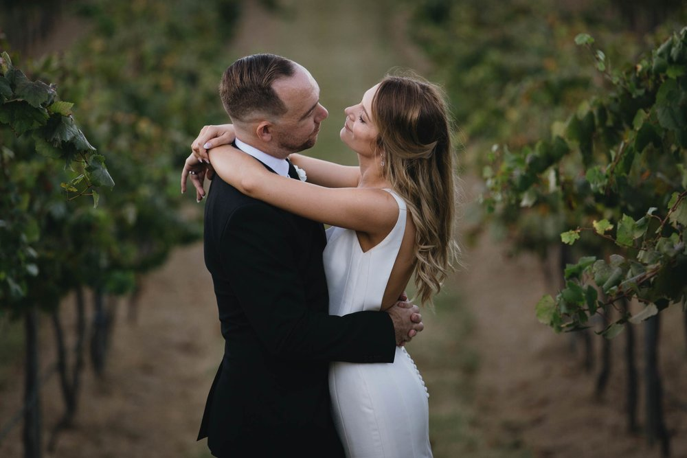 Ocean View Estates Winery, Brisbane Wedding Photographer - Sunshine Coast, Australian