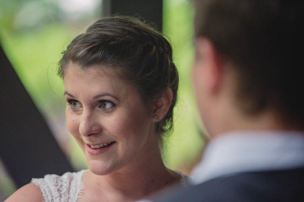 Candid Maleny Bride Portraits, Sunshine Coast - Brisbane, Queensland, Australian Destination Elopement