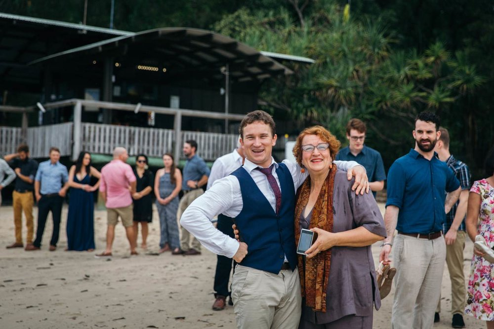 Kingfisher Bay Destination Wedding Photographer, Sunshine Coast - Brisbane, Australian Blog Elopement