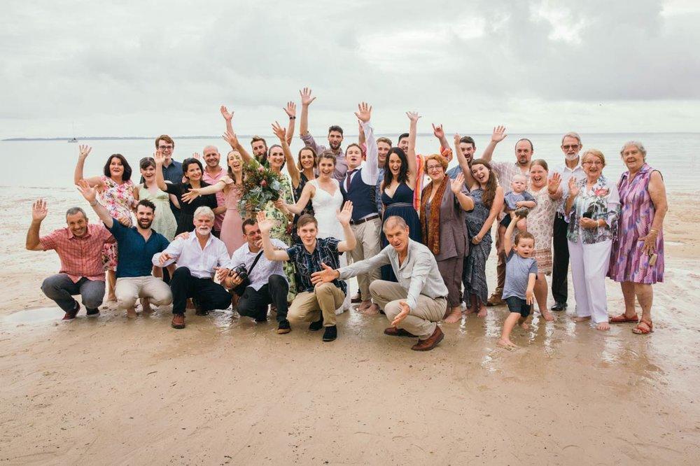 Noosa Heads Destination Wedding Photographer, Sunshine Coast - Brisbane, Australian Blog Elopement