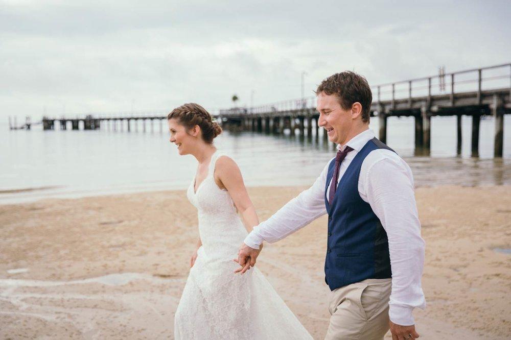 Kingfisher Bay, Fraser Island Pre Destination Wedding Photographers - Brisbane, Sunshine Coast, Australian