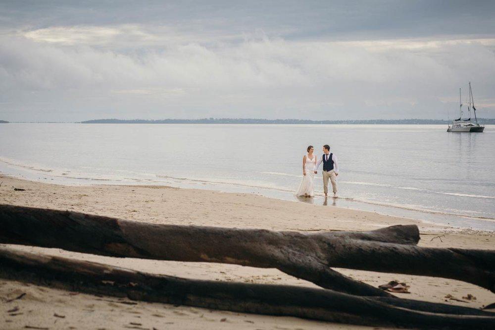 Gold & Fraser Island Sunshine Coast Destination Wedding Photographers - Brisbane, Queensland, Australian