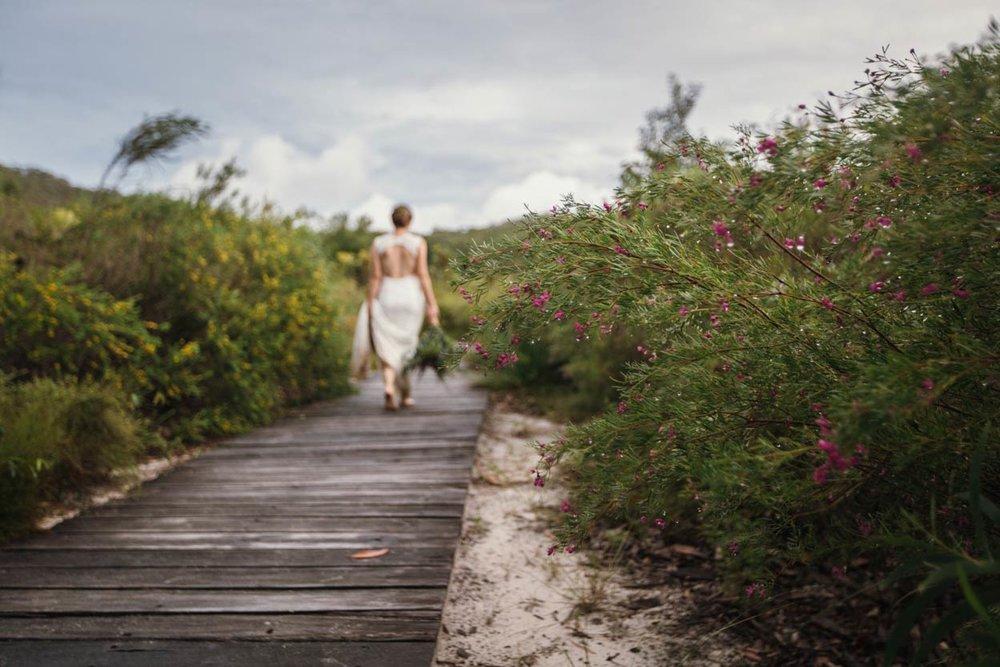 Top Fraser Island Pre Destination Wedding Elopement - Brisbane, Sunshine Coast, Australian Blog