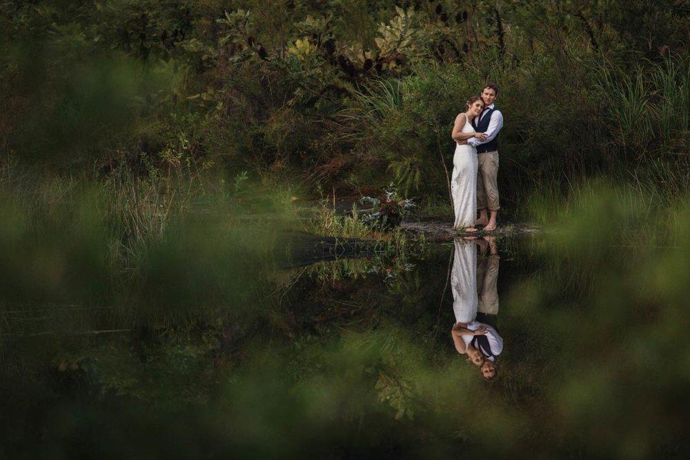 Best Kingfisher Bay Resort, Fraser Island Destination Wedding Elopement - Brisbane, Sunshine Coast, Australia