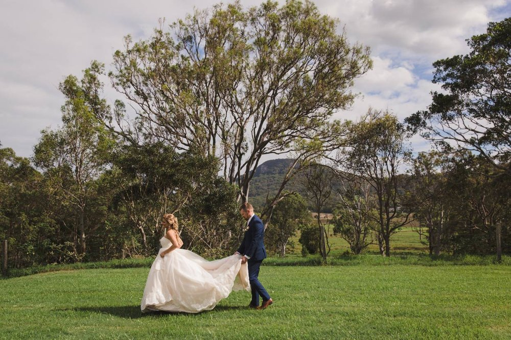 Beautiful Brisbane, Australian Destination Wedding Photographer - Yandina Station, Sunshine Coast Photos