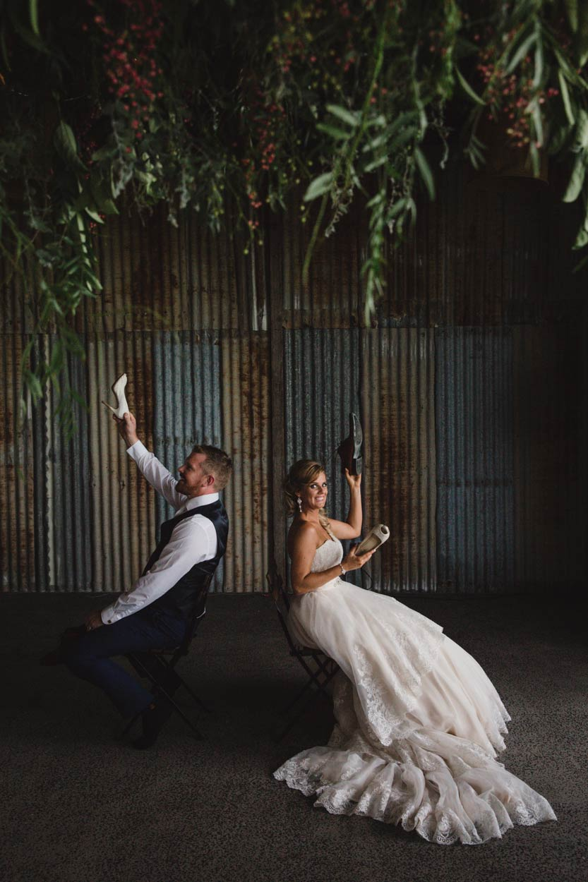 Yandina Station Eco Pre Destination Wedding Photographers - Sunshine Coast, Brisbane, Australian Elopement