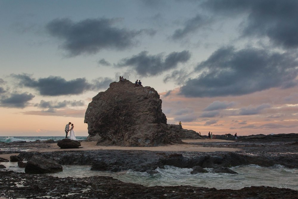 Currumbin, Gold Coast Pre Wedding Engagement Photographer - Brisbane, Sunshine Coast, Australian