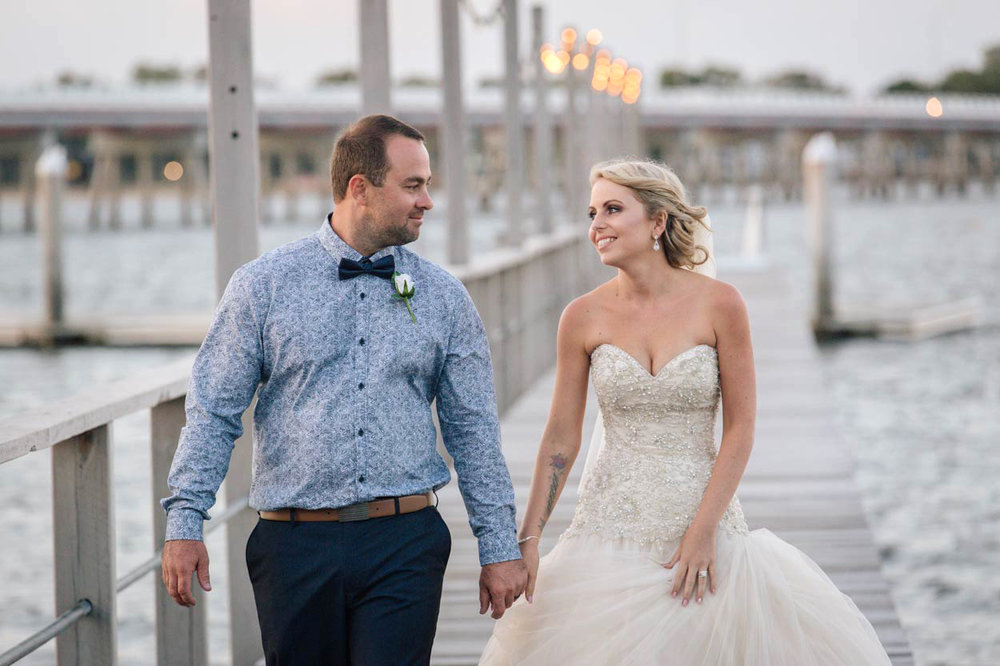 Sandstone Point Hotel, Destination Eco Wedding Photographers - Brisbane, Sunshine Coast, Australian