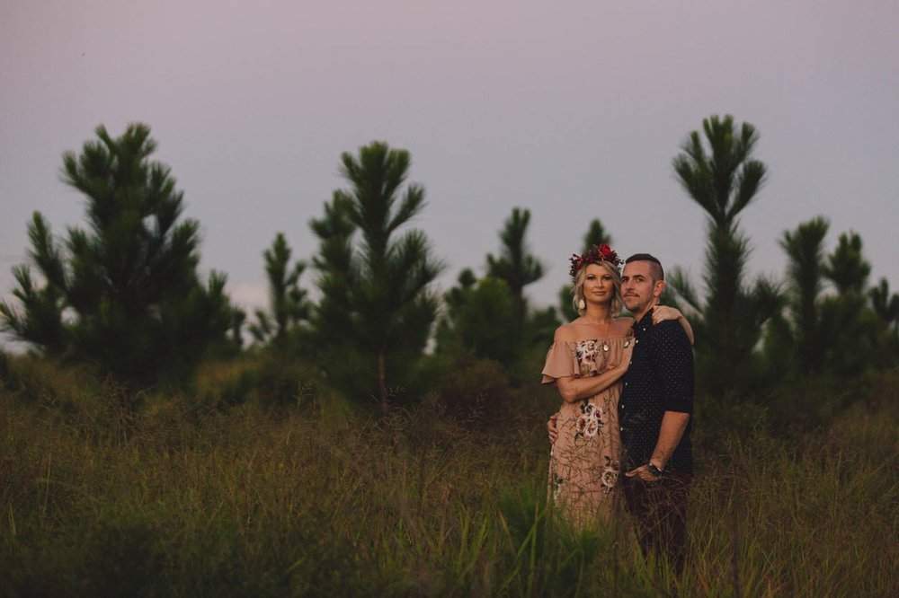 Professional Noosa Destination Wedding Photographer - Engagement, Sunshine Coast, Australian