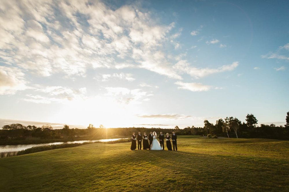 Pacific Harbour, Bribie Island Wedding Photographer - Sunshine Coast, Queensland, Australian Destination