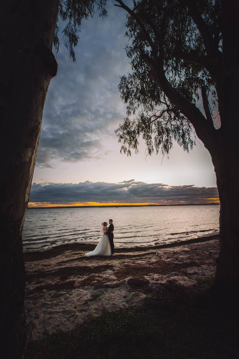 Bribie Island Beach Destination Wedding Photographer - Noosa, Sunshine Coast, Australian Photos
