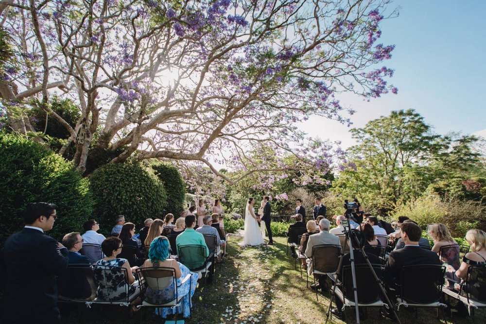 Candid Maleny Bridal Portraits, Sunshine Coast - Queensland, Australian Destination Photographer